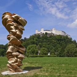 Tony Cragg, Mixed Feelings / Foto: Stefan Zenzmaier