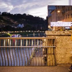 © Salzburg Foundation, Foto: Wolfgang Lienbacher – © für die Werke von Brigitte Kowanz: VG Bild-Kunst, Bonn