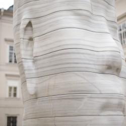 Jaume Plensa, Awilda, 2010, Sammlung Würth © VG Bild-Kunst, Bonn / Foto: Wolfgang Lienbacher
