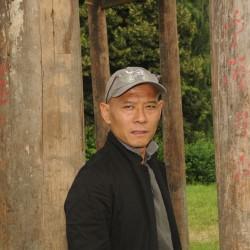 Zhang Huan, My Temple, 2015 – Fotorechte: © Salzburg Foundation, Foto: Manfred Siebinger – Bildrechte: © für die Werke: Zhang Huan, Künstler Zhang Huan