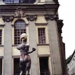 Mozart - eine Hommage, Blickachse Markuskirche
