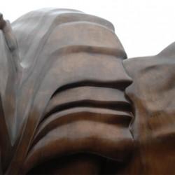 Anthony Cragg: Caldera Detailansicht