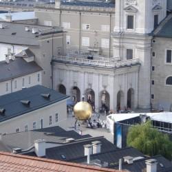 Stephan Balkenhol, Sphaera, 2007, Sammlung Würth © VG Bild-Kunst, Bonn / Foto: Salzburg Foundation
