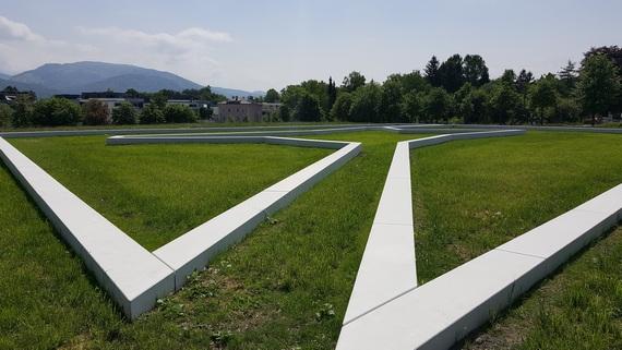 Paul Wallach, Down to the Ground, Foto: Salzburg Foundation, UG