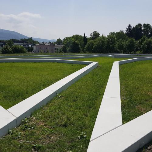 Paul Wallach, Down to the Ground / Foto: Salzburg Foundation