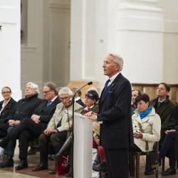 DDr. Karl Gollegger, Präsident der Salzburg Foundation.
