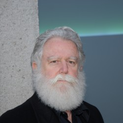 James Turrell in Salzburg, 2006, Foto: Manfred Siebinger