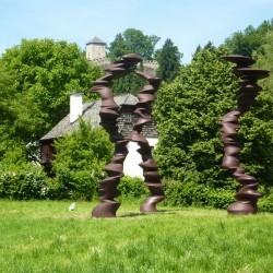 Anthony Cragg – Drei neue Außenskulpturen