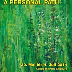 A Personal Path, Susan Swartz, 2014